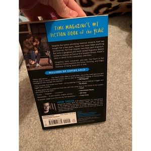 john green Other - The Fault in our Stars book